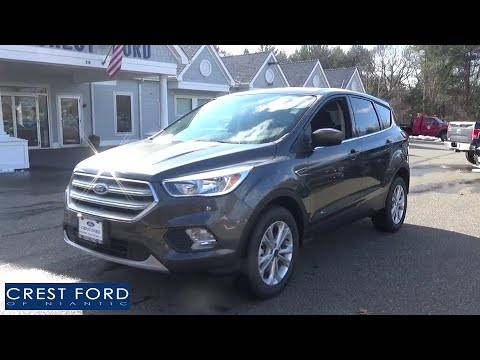 2019 Ford Escape Niantic, New London, Old Saybrook, Norwich, Middletown, CT 19ES14