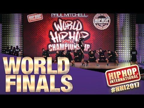Legit Status MegaCrew - Philippines (Bronze Medalist MegaCrew Division) at HHI2017 Finals