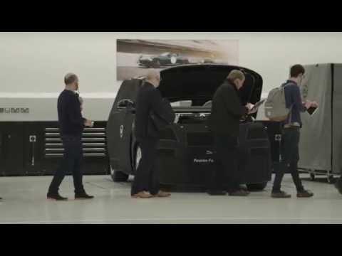 Jaguar Land Rover Tour of Technical Centre | AutoMotoTV
