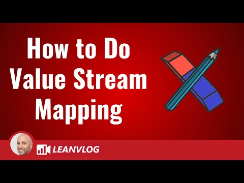 How To Do Value Stream Mapping - Lesson 1