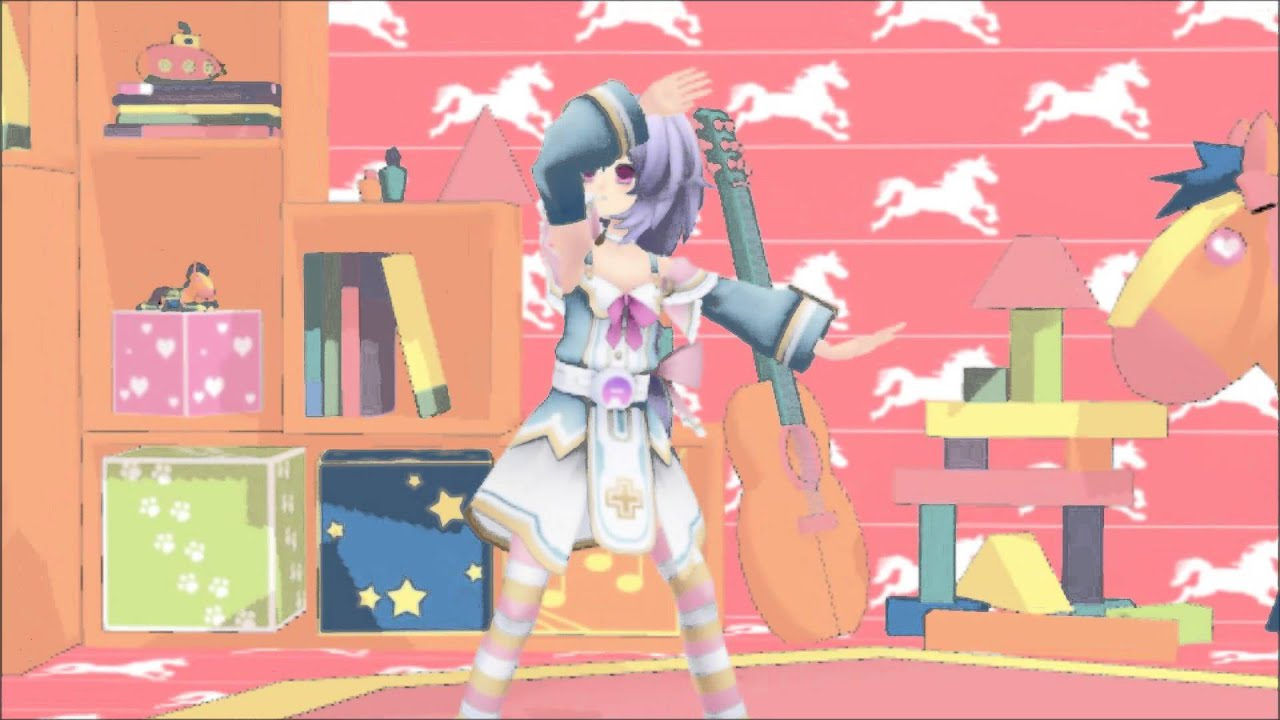 stage flood mmd cute - photo #20