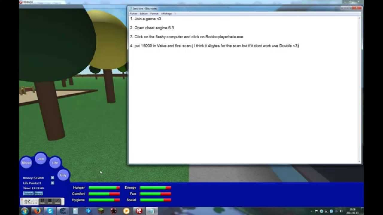 how to get free money in roblox rocitizens