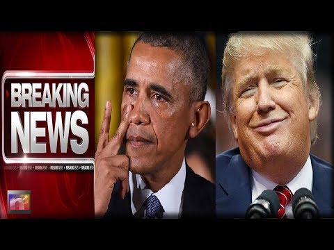 BREAKING: Watch as Trump TAKES OUT Obama With EMBARRASSING Declaration In Front of the World