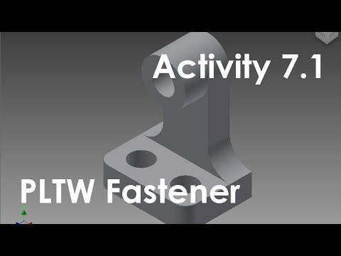 PLTW Fastener
