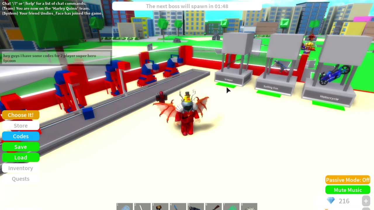 Roblox 2plr superhero tycoon codes | 2 Player Pizza Tycoon Codes