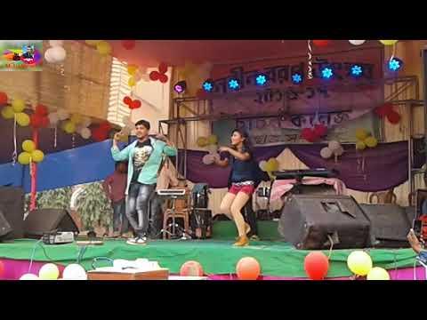 Stage Dance Performance. Jab Dil Dhadakta Hai