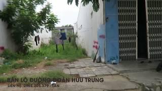Bán đất đường Đoàn Hữu Trung - Cẩm Lệ - TP Đà Nẵng