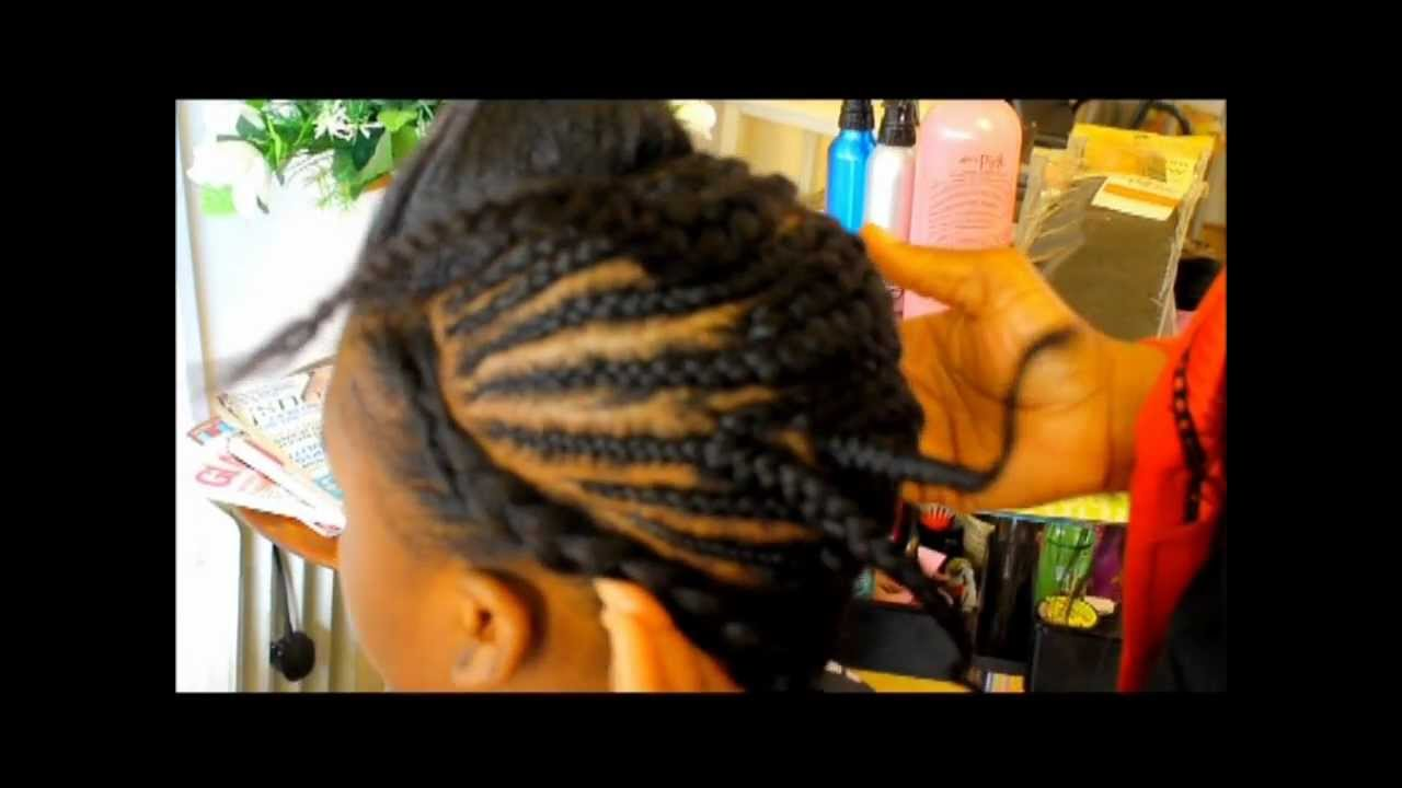 Track weaves on black hair basic introduction youtube track weaves on black hair basic introduction pmusecretfo Image collections