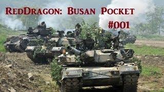 Wargame: Red Dragon Singleplayer #001 Busan Pocket (German Gameplay) HD
