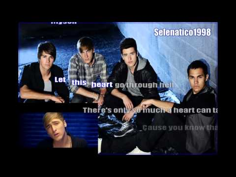 Big Time Rush - Music Sound Better With You Karaoke [HD]
