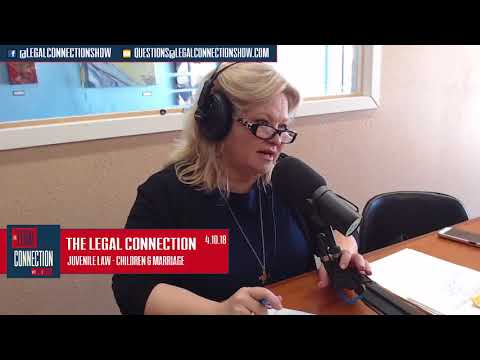 4.10.18 - Juvenile Law 3 - The Legal Connection
