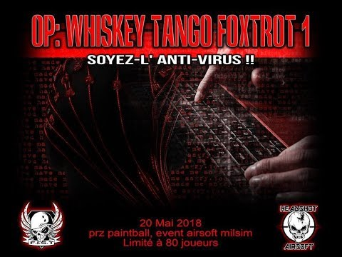 OP Whiskey Tango Foxtrot