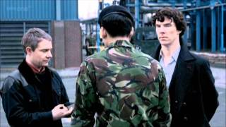 Sherlock (BBC) - The Fall (Season 2 trailer)