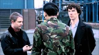 Sherlock (BBC) - The Fall (Season 2 trailer)
