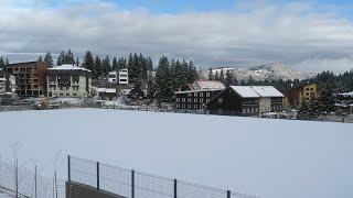 Prvi snijeg na Vlašiću
