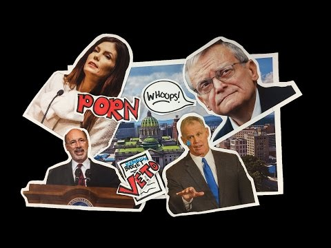 5 most embarrassing moments in Pennsylvania politics in 2015