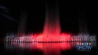 musical fountain show in india By Yi City show.com