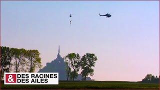 Mont-Saint-Michel : l'archange reposé au sommet par hélicoptère