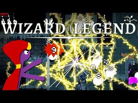 Übermächtig! | 04 | Wizard of Legend