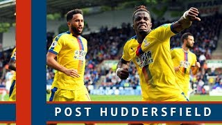 The e-Crystal Palace Podcast S3E8 Post Huddersfield Town