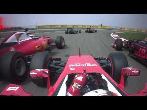 Five of the Best Onboards in Shanghai   Chinese Grand Prix