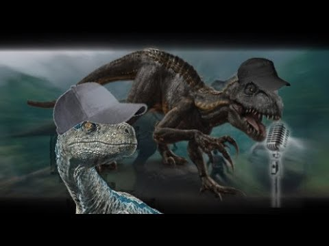 ♪ JURASSIC WORLD FALLEN KINGDOM THE MUSICAL  (non animated version of lhugueny's song)