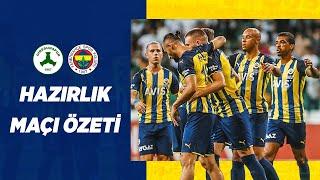 MAÇ ÖZETİ: Giresunspor 1-3 Fenerbahçe