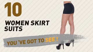 Women Skirt Suits, Amazon Uk Best Sellers Collection // Women's Fashion 2017