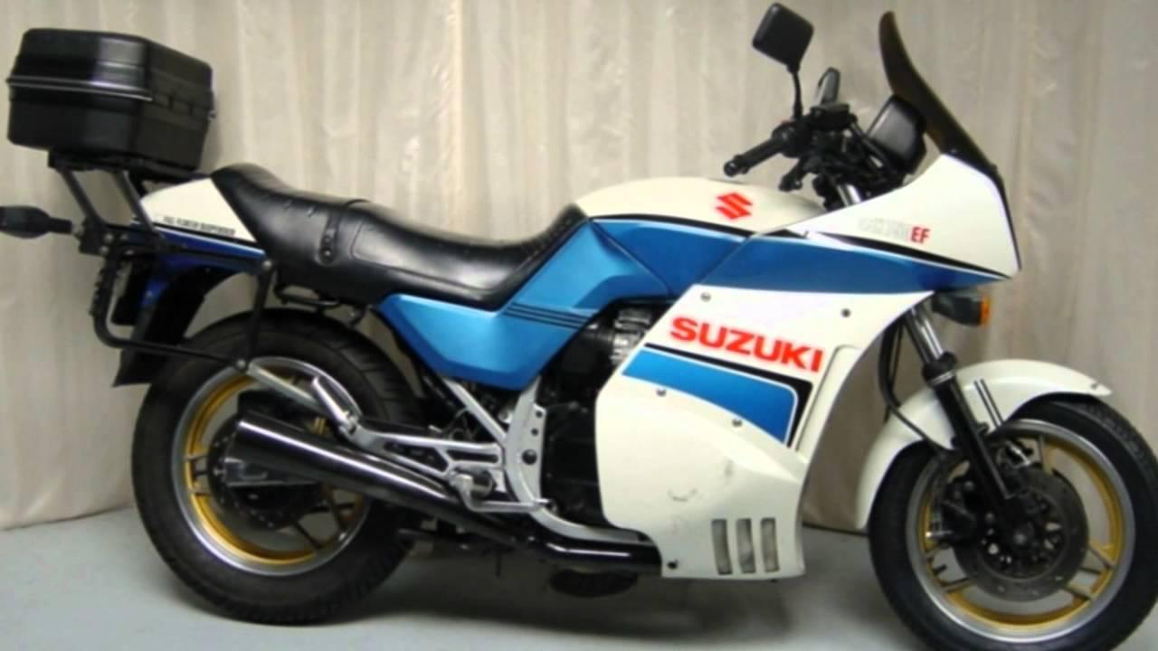 Vendo SUZUKI GSX 750 EF 1984 - ISCRITTA ASI