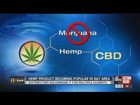 I-Team: Consuming CBD in hemp is a growing trend