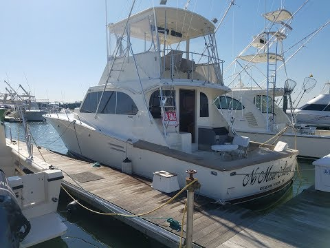 1988 Post 46 for sale Indian River Delaware -