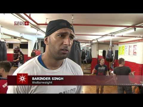 Leicester Boxers Prepare For A Showdown This Saturday