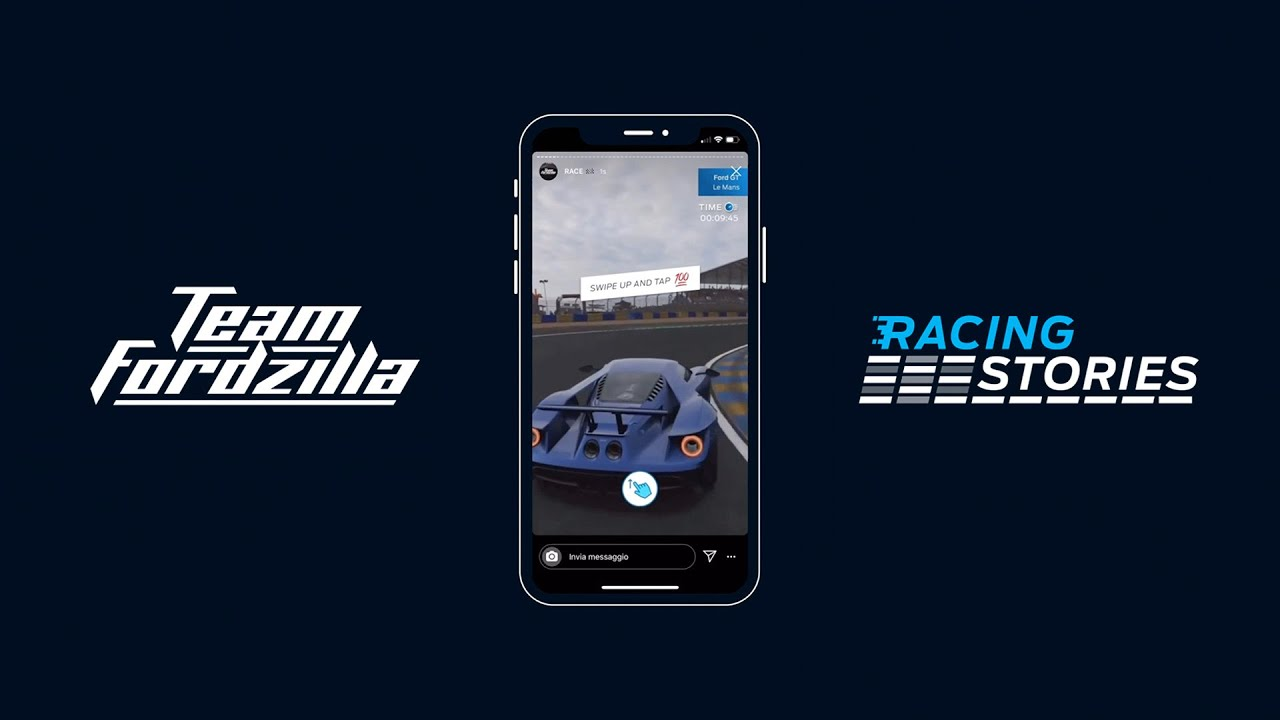 Ford Racing Stories   Ford Italia - YouTube