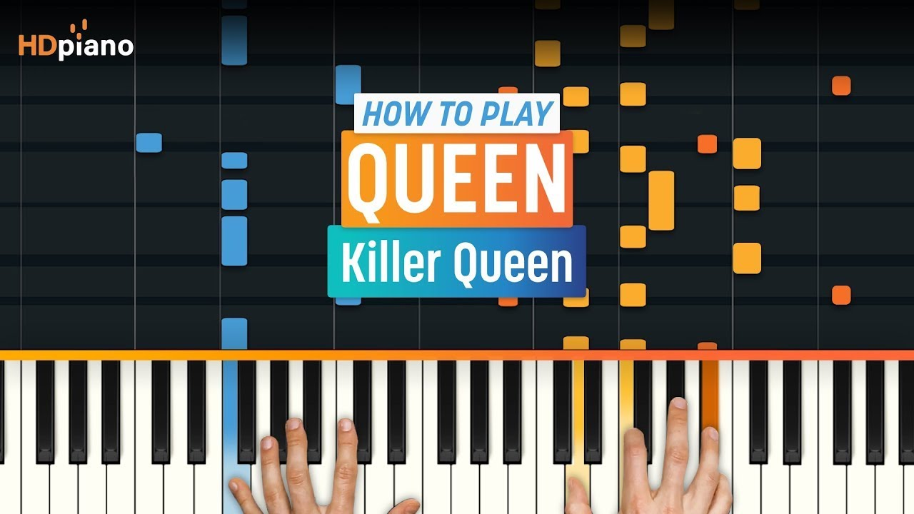 How to play killer queen by queen hdpiano part 1 piano how to play killer queen by queen hdpiano part 1 piano tutorial baditri Image collections