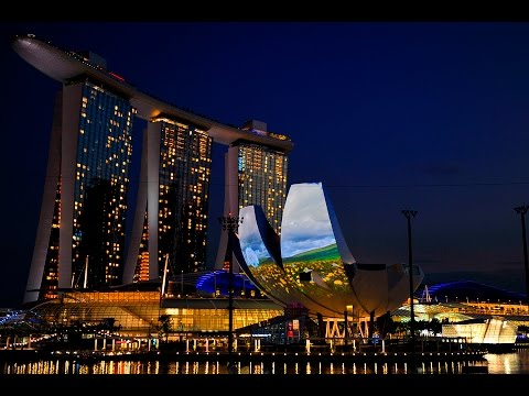 ArtScience Museum - Marina Bay Sands Future World: Where Art Meets Science