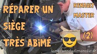 Tuto Master #10 Réparation siège conducteur (2)