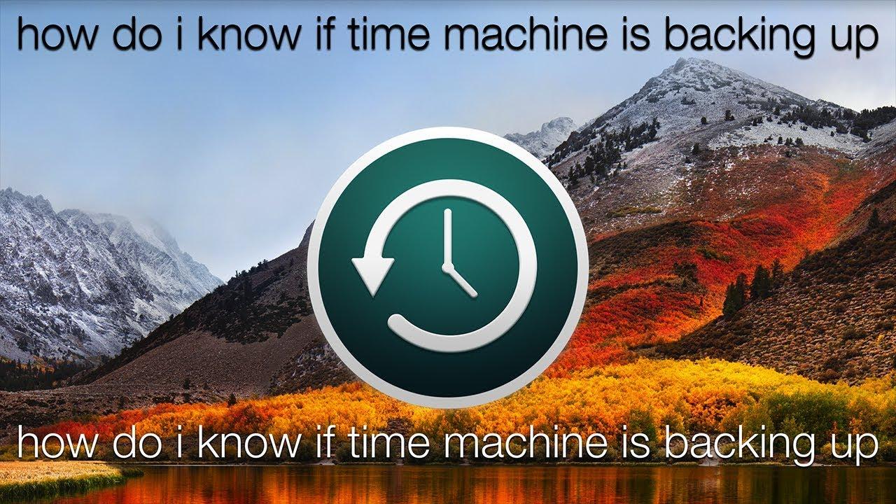 mac time machine icon missing