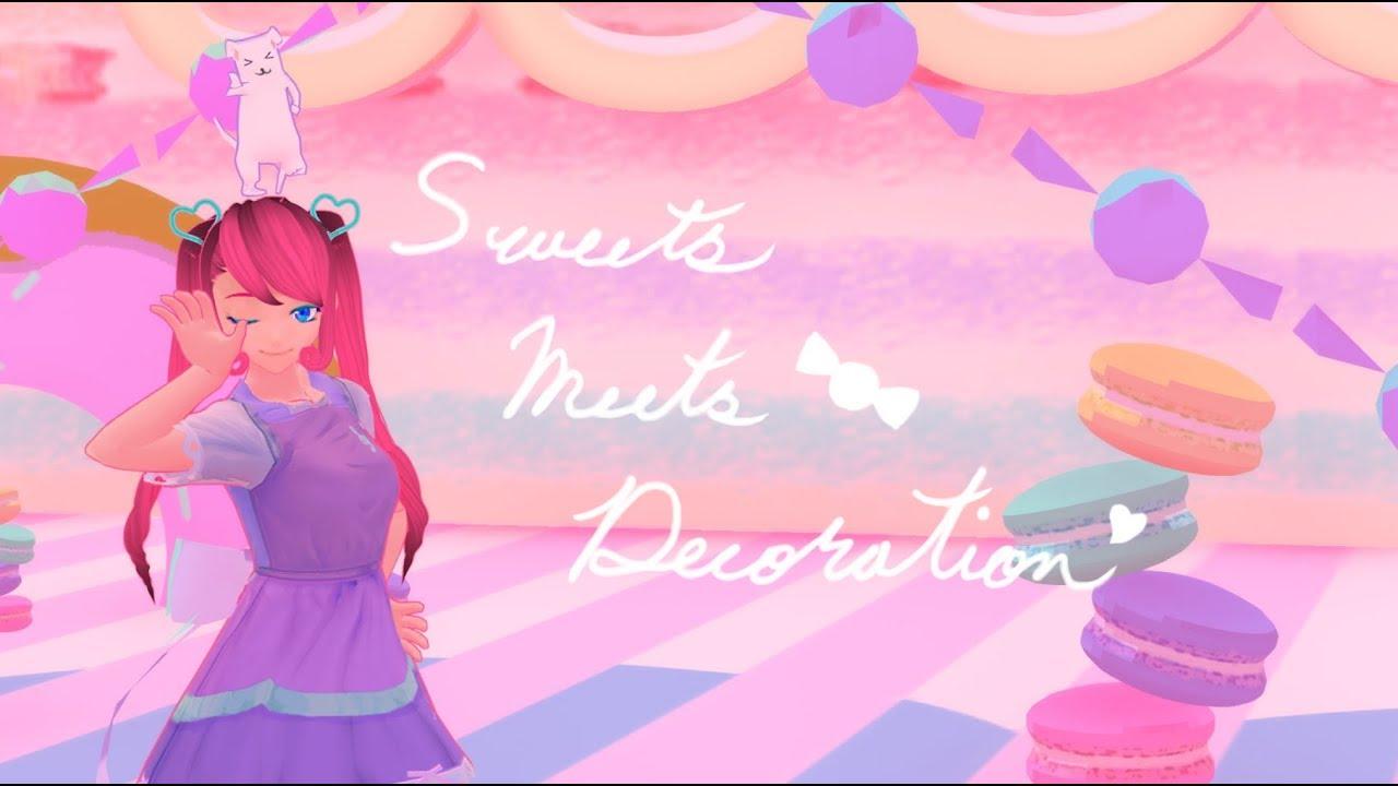 【ゆめかわMV】Sweets Meets Decoration【VTuber】