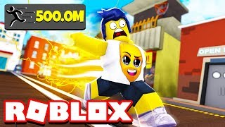 Ich WERDE DEN FASTEST ROBLOX PLAYER 🏃 ♂️ Legends of Speed