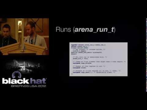 Blackhat 2012: Exploiting Firefox