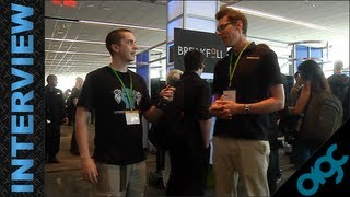 Ottawa International Game Conference 2013 - Breakfall Interview