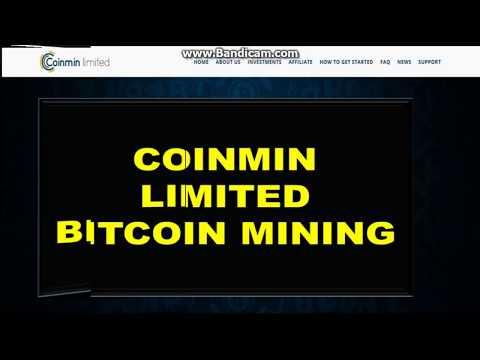 COINMIN LIMITED BITCOIN MINING