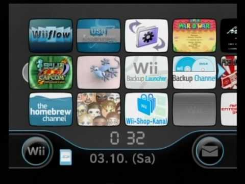 how to make custom wii themes