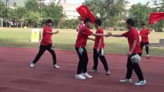 Red House Cheering Team (24/10/2013)