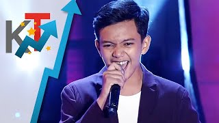 Kristian performs What Kind Of Fool Am I for The Voice Teens Philippines 2020 Knockout Round