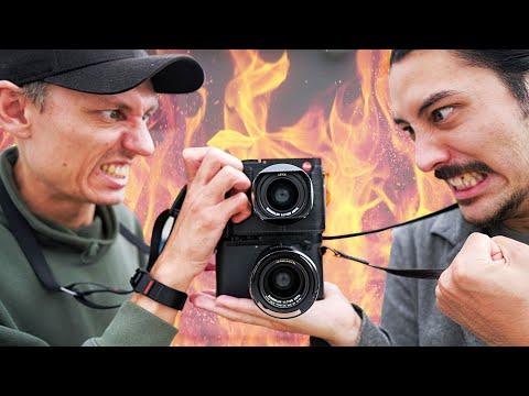 Leica Q vs Leica Q2 - The Ultimate Nerdtalk