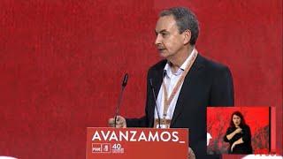 """Zapatero defiende el abolicionismo y González reivindica feminismo """"no agresivo"""""""
