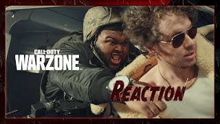 Squad Up the World  - Reaction Call of Duty: Warzone Season 3