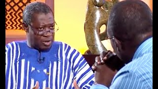 Time With David Interview With Agyeman Badu Akosah