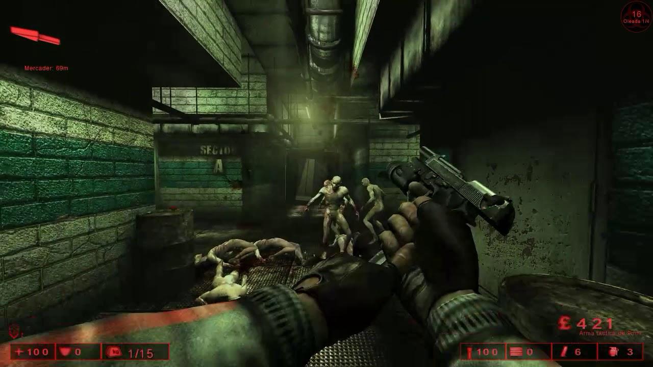 Gameplay do Killing Floor por parte da nosa colaboradora A Nigromante